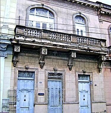 Frente de Casa Damilsy Cienfuegos