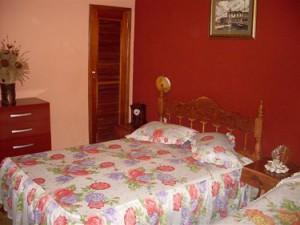 Otra Habitacion (todas son similares)  - Casa Tania Cienfuegos