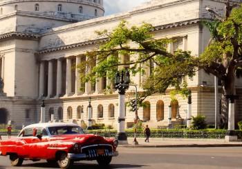 Хавана Град је инкапсулиран у времену.