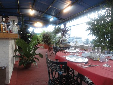 Terraza - - Casa Maile en Cienfuegos