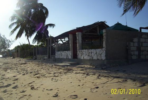 Vista desde la Playa - Casa Marieta Playa Larga