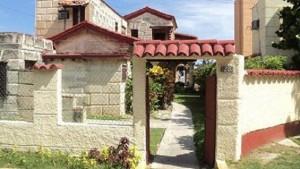 Entrada - Casa Garcia Dihigo Varadero