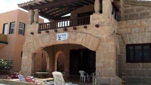 Foto tomada desde la playa - Casa Garcia Dihigo Varadero