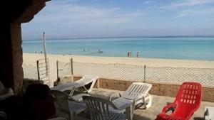 Vista a la playa - Casa Garcia Dihigo Varadero