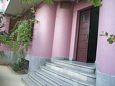 Entrada Principal - Apartamentos Sergio Vedado