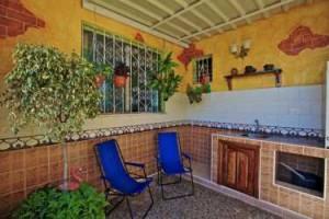 Patio - Villa Encanto Matanzas