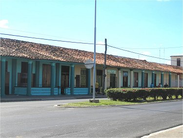 Vista exterior - Casa Cusa en Pinar del Rio