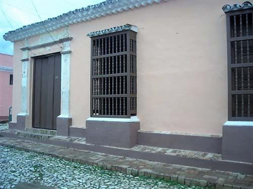 Vista exterior - Casa Colonial de Yoanka en Trinidad