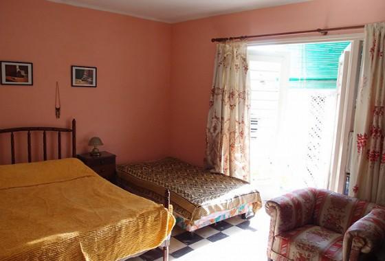 Habitacion del apartamento- - Casa Mari Carmen en Centro Habana