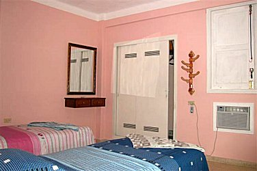 Habtacion - Apartamento 1 de Elizabeth en Centro Habana