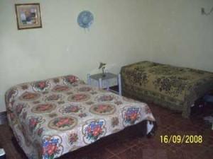 Habitacion del apartamento de Casa de Mariluz en Centro Habana