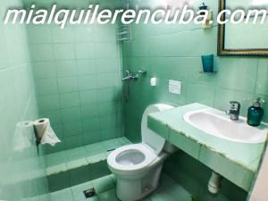 Baño habitacion 2 - Apartamento Mery en Vedado