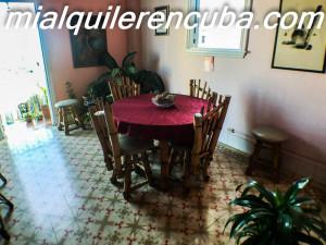 Comedor - Apartamento Mery en Vedado