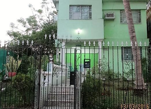 Frente y entrada - Casa Xiomara en Miramar