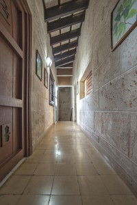 pasillo superior