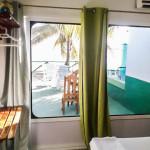 Habitaciones con vista al mar - Casa Sol y Caribe en Playa Larga
