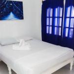 Habitaciones con vista al mar -Casa Sol y Caribe en Playa Larga