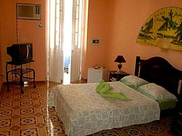 Cameră 1 - Hostal Paraiso din Centro Habana