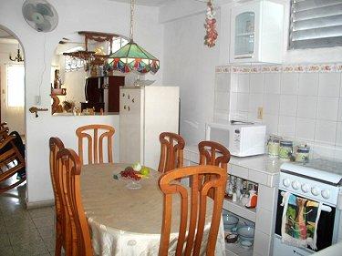Grisell family house santiago de cuba 4 hab for Alquiler casa en umbrete sevilla