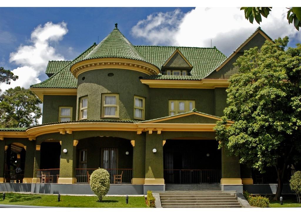 la casa verde habana